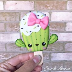 Polymer Clay Kawaii, Fimo Clay, Polymer Clay Charms, Polymer Clay Creations, Polymer Clay Art, Cute Crafts, Crafts For Kids, Magnum Paleta, Cactus