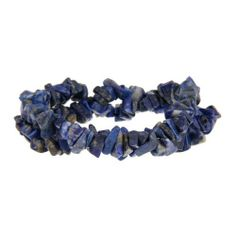 "Lapis Chip Double Stretch Bracelet, 7.5"" Amazon Curated Collection. $14.00. The natural properties and composition of mined gemstones define the unique beauty of each piece. The image may show slight differences to the actual stone in color and texture. Gemstones may have been treated to improve their appearance or durability and may require special care. Save 68% Off!"