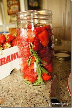 Strawberry jam, Freezers and Strawberries on Pinterest