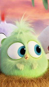Movie, The Angry Birds Movie, Angry Birds Mobile Wallpaper