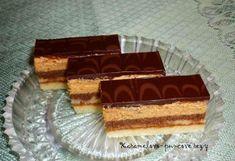 Czech Recipes, Ethnic Recipes, Dessert Recipes, Desserts, Recipe Box, Nutella, Baked Goods, Tiramisu, Sweet Tooth