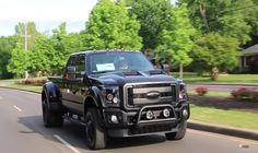 2014 Ford F450 Black Ops Edition