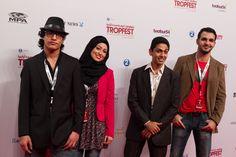 TROPFEST Arabia 2012 Finalists Eslam Rasmy, Rama Muhanna, Mokhtar Talaat & Nadim Laham