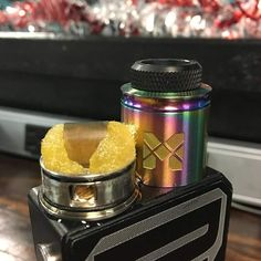 Tired of building with plain old wire? If so come check out our Mesh RDA by VandyVape. This RDA utilizes Mesh coil biuld with a postless clamp style deck. Now if you find yourslef not liking the Mesh your provided with you can also use it as a dual coil or single coil build! #WooVapes #VandyVape #MeshRDA All products posted are available at WooVapes.com #ejuice #vaping #vapegram #vapeusa #vapersgram #vape #vapeon #vapelife #vapeshop #vapedaily #vapecommunity #ecig #handckeck #vapor…