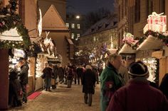 Basel Christmas Market More on @ebdestinations