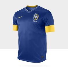 2012/13 Brasil CBF Men's Soccer Jersey