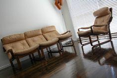 MID Century Tessa T8 Retro Vintage Modular Lounge Couch Armchair 4 PC Danish ERA in Narre Warren, VIC   eBay 360 MODERN FURNITURE
