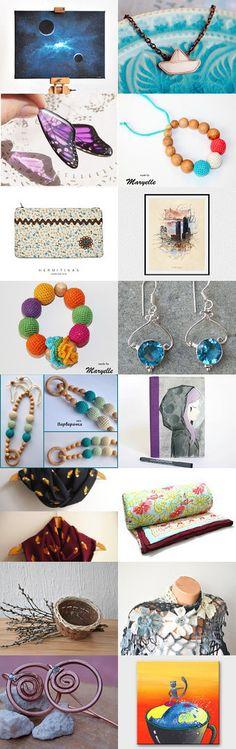 Happy Sales! by Nina Ko on Etsy--Pinned with TreasuryPin.com