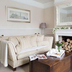30 Ultra Neutral Living Room Design Ideas