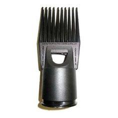 Adaptateur peigne afro - Pik Comb pour sèche-cheveux  Adaptateur Peigne afro Pik Comb pour sèche-cheveux. Conçu pour aider à redresser les cheveux et sécher vos cheveux dans le même temps. S'adapte à la plupart des modèles de sèche-cheveux usuels et professionnels. Facile à utiliser.