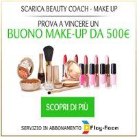 #Buonosconto #Makeup da 500€!  http://www.senz.it/o/s/4/LcprmY/WtCO6v/3662