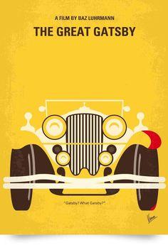 Minimal Movie Posters by Chungkong