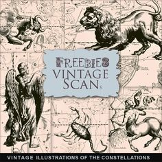 New Freebies Vintage Illustrations:Far Far Hill - Free database of digital illustrations and papers