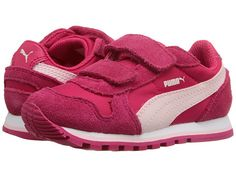 Puma Kids ST Runner NL V (Toddler/Little Kid/Big Kid) (Rose Red/Pink Dogwood) for $25 http://sylsdeals.com/puma-kids-st-runner-nl-v-toddlerlittle-kidbig-kid-rose-redpink-dogwood-25/