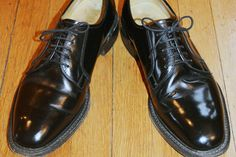A British Expat's English Shoes Prevail Over 'Schlubby' New York Footwear