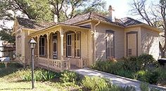 Take a Texas literary tour by VikkSimmons (O. Henry's house)