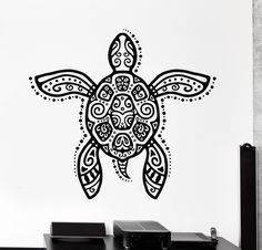 Find Decorative Graphic Turtle Tattoo Style Tribal stock images in HD and millions of other royalty-free stock photos, illustrations and vectors in the Shutterstock collection. Thousands of new, high-quality pictures added every day. Tribal Turtle Tattoos, Turtle Tattoo Designs, Animal Tattoos, Mandala Turtle, Sea Turtle Art, Sea Turtles, Music Tattoos, New Tattoos, Tatoos