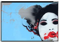 HUSH Streetart: New Mural by @ Art Basel Miami 2012 (12 Pictures)