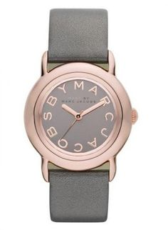 MARC BY MARC JACOBS Marci Rose gold Grey