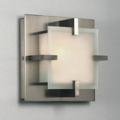 Elf Square Ceiling/Wall Light by Illuminating Experiences