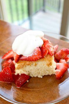 What's for Dinner?: Strawberry Shortcake