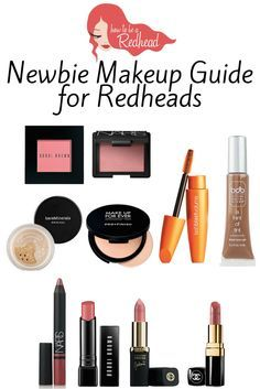 Makeup Guide for Redheads | How to be a Redhead