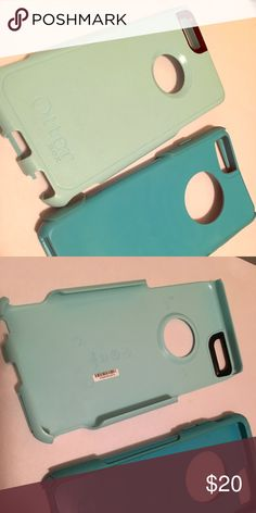 Otter Box for iPhone 6s Otter box for iPhone 6s is gently used w/ a small crack at the bottom. Case still covers the phone and provides complete protection. OtterBox Accessories Phone Cases