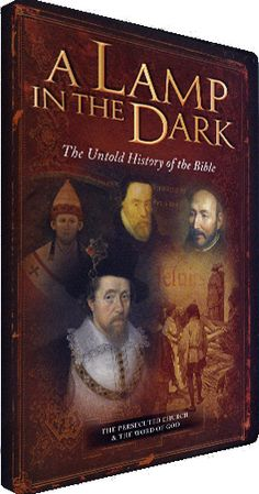 A Lamp in The Dark DVD - Christian Documentary films since 1978 - DVDs