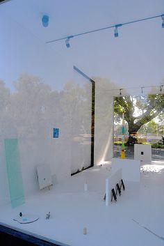 eine landschaft entwerfen Installation view 2011 zellwegerpark, Uster, switzerland Mitsuhiro Yamagiwa