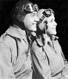 Martin and Osa Johnson were pioneering wildlife filmmakers, photographers, authors, and explorers who traveled to the exotic realms of Africa, Borneo, and the South Seas, recording cultures (that have ceased to exist) and presenting them back in the U.S. 1884-1937; 1894-1953.