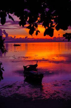 Sunrise Beach ~ Koh Lipe, Thailand