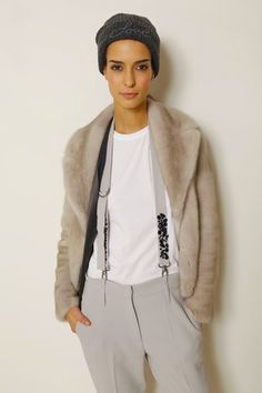 Brunello Cucinelli Ready To Wear осень-зима 2014 Милан - NOWFASHION