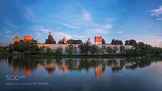 Novodevichy Convent - Moscow Russia by Paprikashka #architecture #building #architexture #city #buildings #skyscraper #urban #design #minimal #cities #town #street #art #arts #architecturelovers #abstract #photooftheday #amazing #picoftheday