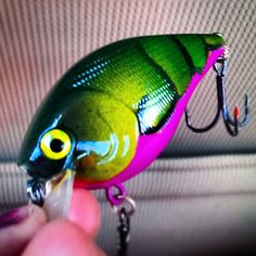 custom made crankbait