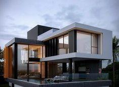 Escritório de Arquitetura #Casasminimalistas
