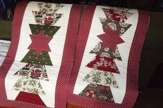 Potholder Lemoyne Star Pattern Quilt Quilting 2