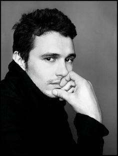 James Franco (1978) - American actor, director, producer, teacher, author. Photo by Ruven Afanador