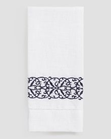 Exclusively Ours - Embroidered Hand Towel
