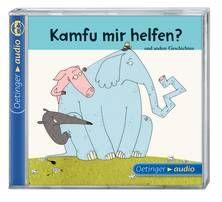 Kamfu mir helfen? und andere Geschichten (CD) - Schmid / van den Speulhof / Bendik u.a. (ab 4 Jahren)