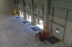 Industrial, Ladder, Single Wide, Offices, Dressing Rooms, Interiors, Stairway, Industrial Music