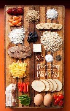 Make Some Damn Breakfast  | Poster