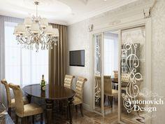 Английский Квартал 5 – элитный дизайн квартир от Antonovich Design
