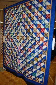 9 patch, half square triangles and tri triangle sq