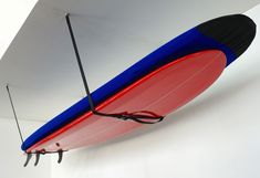 Surfboard Hi-Line | Adjustable Ceiling Surf Hanger - StoreYourBoard.com