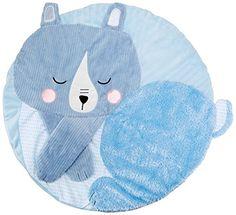 Manhattan Toy Travel  Comfort Tactile Bear Play Mat