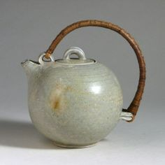 Teapot -shape & handle
