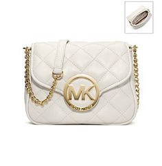 Product: MICHAEL Michael Kors® Fulton Quilt Small Crossbody