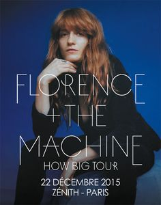 FLORENCE + THE MACHINE   I'll be theeeere
