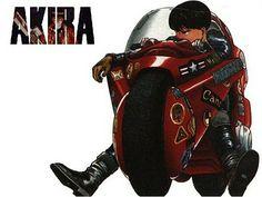 Akira (アキラ) is a 1988 anime film written and directed by Katsuhiro Otomo based on his hit manga. Arte Cyberpunk, Cyberpunk 2077, Manga Anime, Anime Art, Anime Guys, Bd Comics, Anime Comics, Akira Live Action, Kaneda Bike