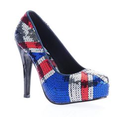 Iron Fist Jacked Up Platform Heels - Something for the Olympics?